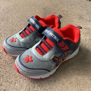 Paw Patrol Boys' Light Up Sneakers